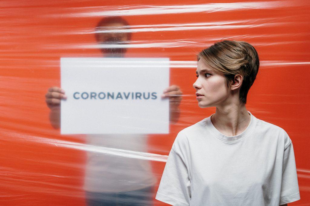 Avoid Lockdown-Induced Coronavirus Anxiety