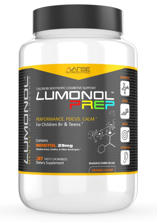 Brain Supplement Pills To Help Kids Focus Lumultra Prep