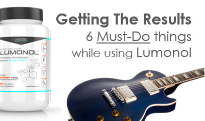 6 Must do thing while using Lumultra